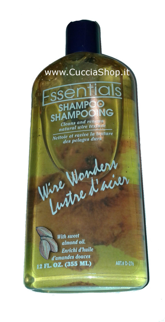 Shampoo Essentials Wire Wonders