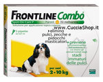 Frontline Combo cani 2-10 kg - 3 pipette